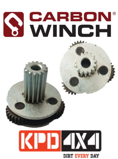 Carbon Winch 12000lb 2nd Planetary Gearset