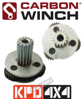 Carbon Winch 12000lb 2nd Planetary Gearset - UPGRADED