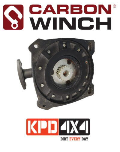 Carbon Winch 12000lb Replacement Gearbox