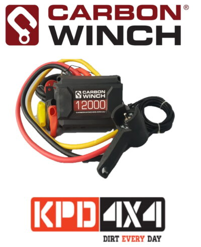 12 volt control box with wireless remote to suit CW-12k