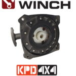 Carbon Winch 17000lb replacement Gearbox