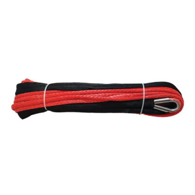 Carbon Winch 17000lb 24m x 12mm Dyneema Winch Rope Replacement kit