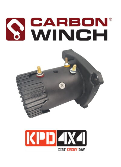 Carbon Winch 17000lb Replacement 12V motor