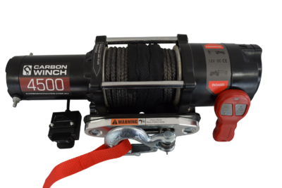 Carbon Winch 4500lb Replacement winch only