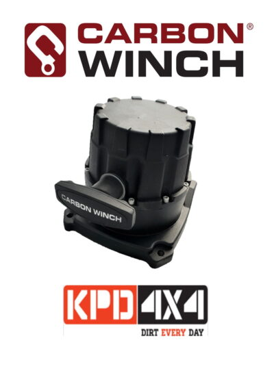 Carbon Winch 9500lb Replacement Gearbox