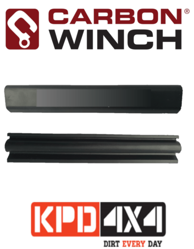 Carbon Winch Blank Replacement Tie bar
