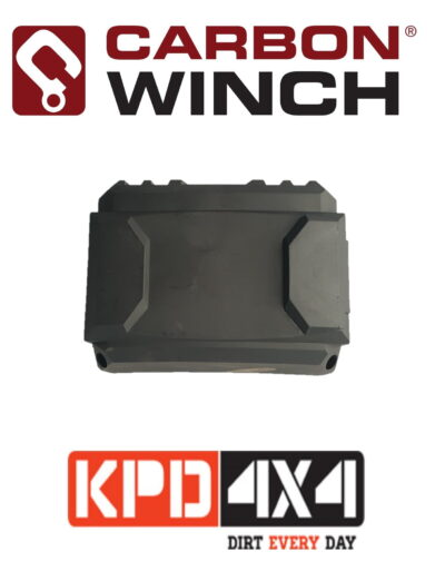 Carbon Winch Control Box Cover replacement