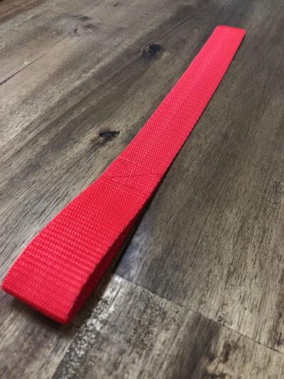 Carbon Winch Nylon Hook Strap
