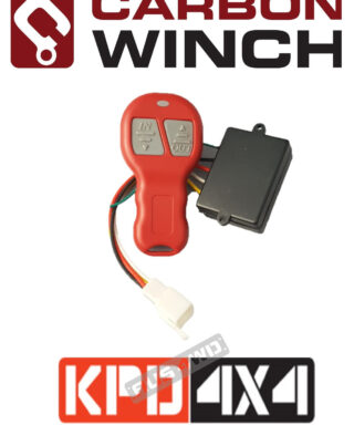 Carbon Winches Wireless Remote Control kit 12V
