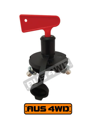 Carbon Winches Australia 500amp Battery Isolator Switch - Waterproof