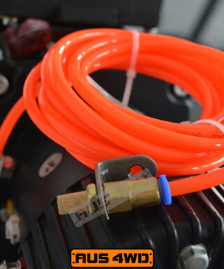 Winch Motor Breather Kit
