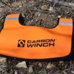 Carbon Winches Australia Winch Damper blanket