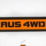 AUS4WD Bar Mat